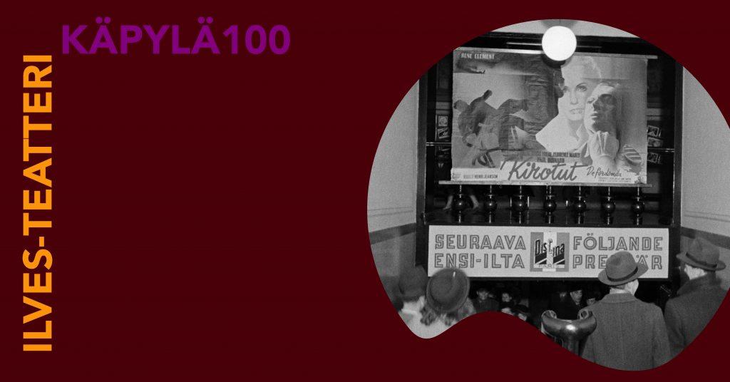 Ilves-Teatterin esitys Bio Rio elokuussa 2020